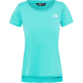 The North Face Quest Camiseta Mujer, ion blue